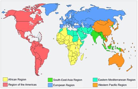 WHO Regions